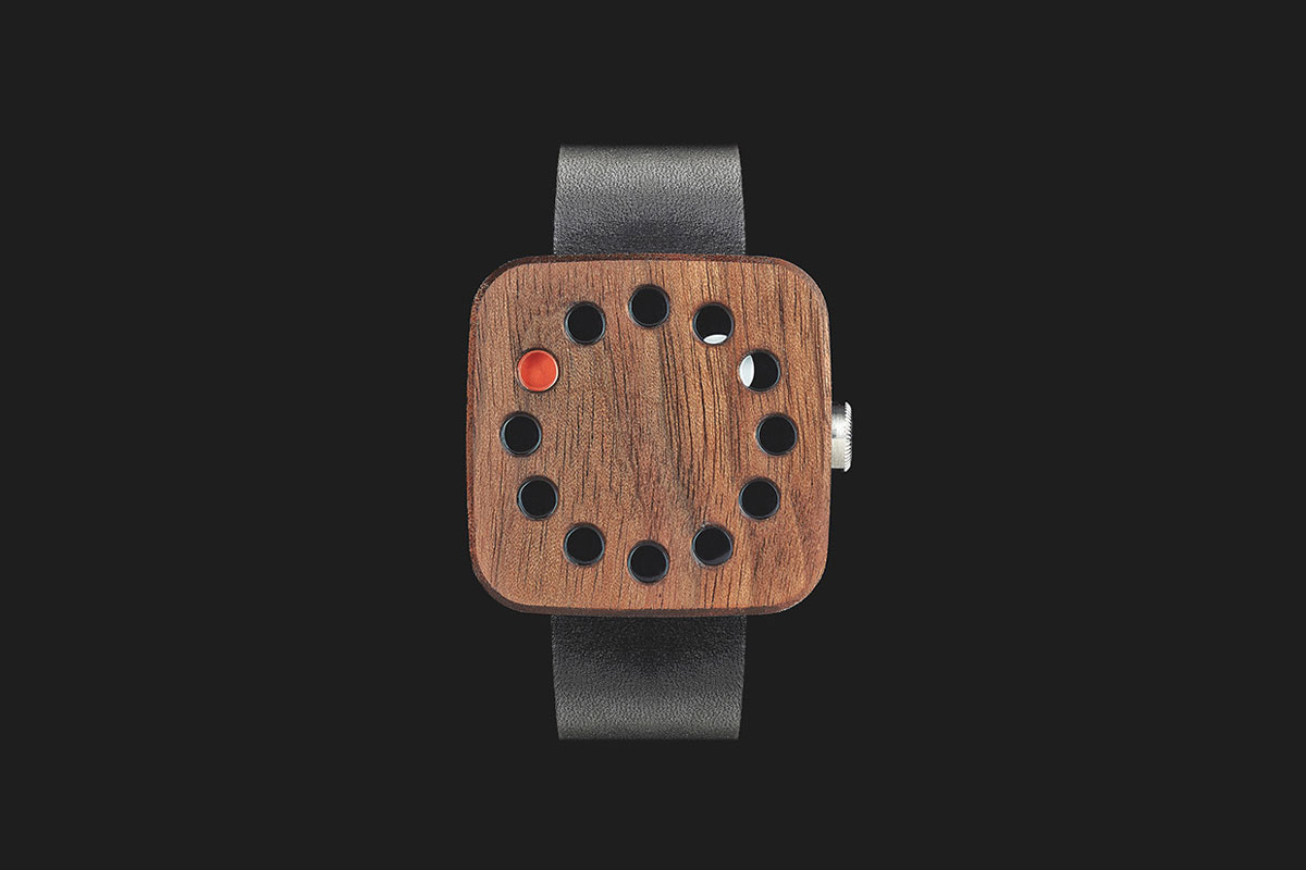 Grovemade Wood Watch