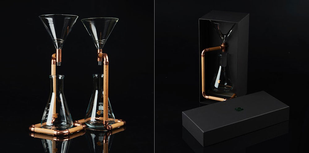 Pour Over Coffee Maker Vs Drip : G-Drip ?Pour Over? Coffee Maker SnupDesign