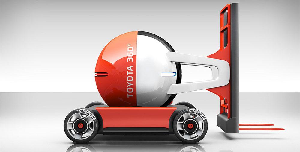 Toyota 360° by Gabriel Hantig
