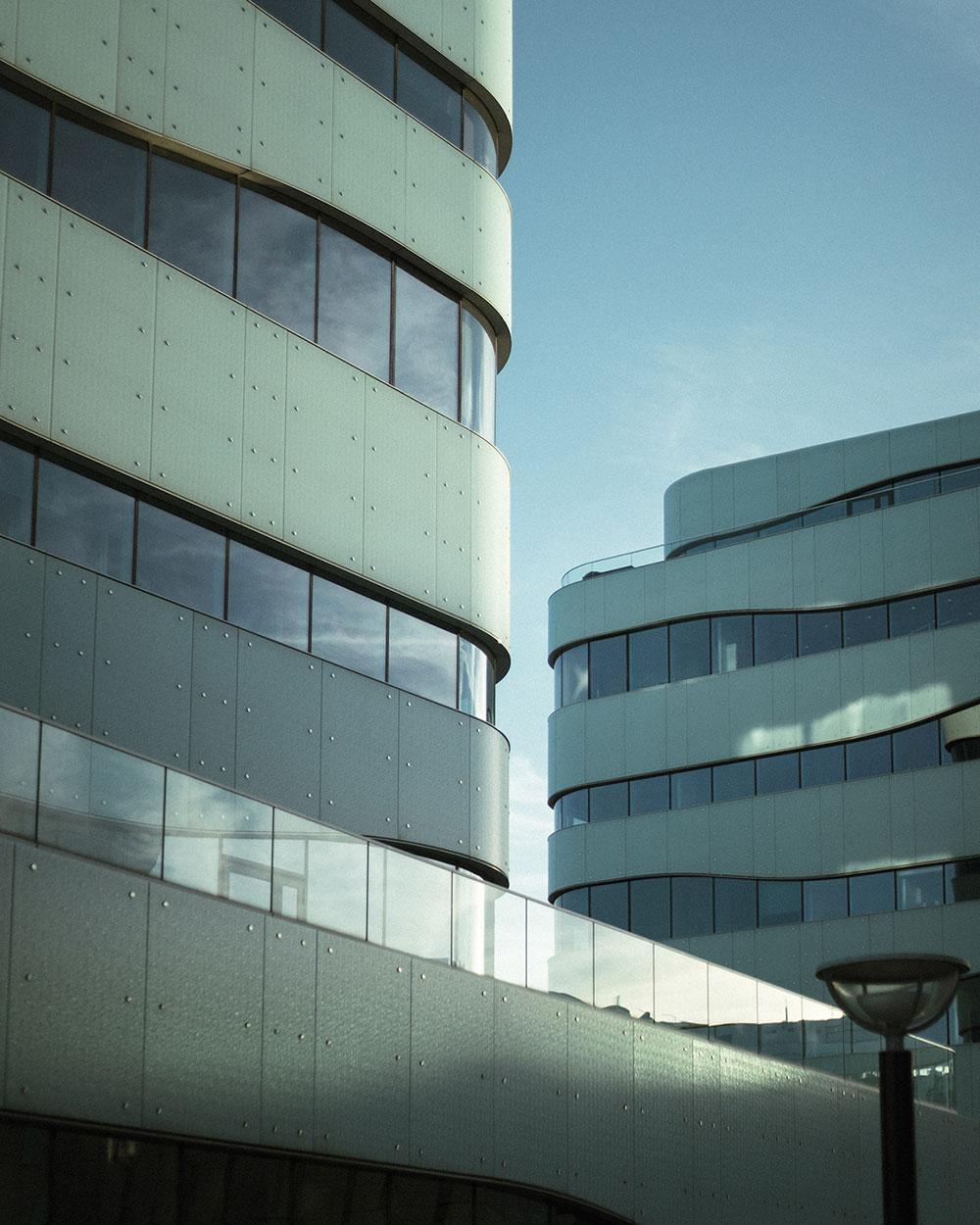 Tower Blocks by Kim Høltermand