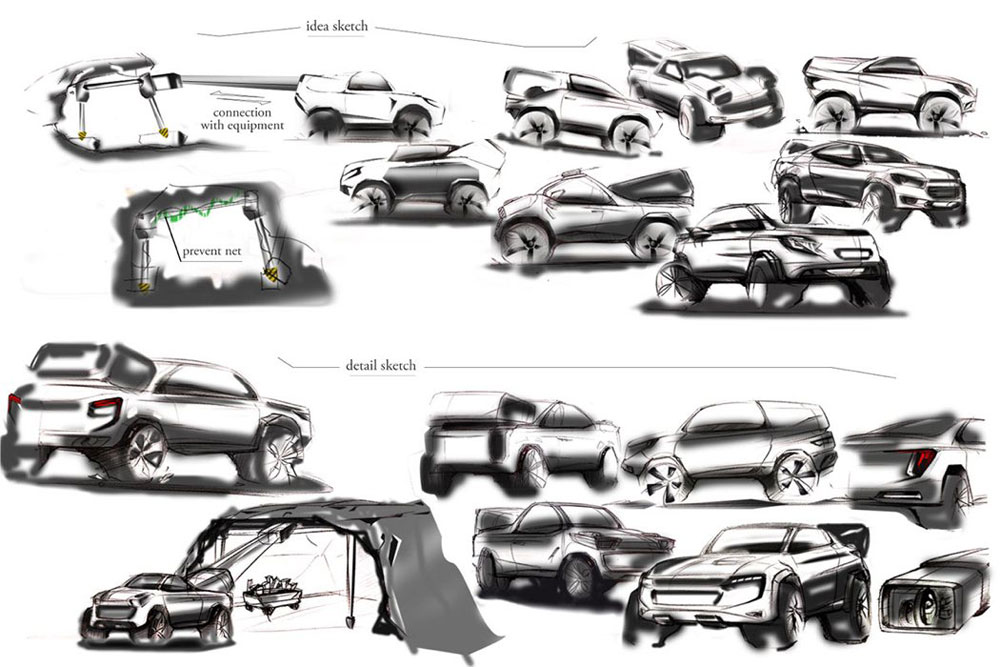Mercedes Benz Saviour