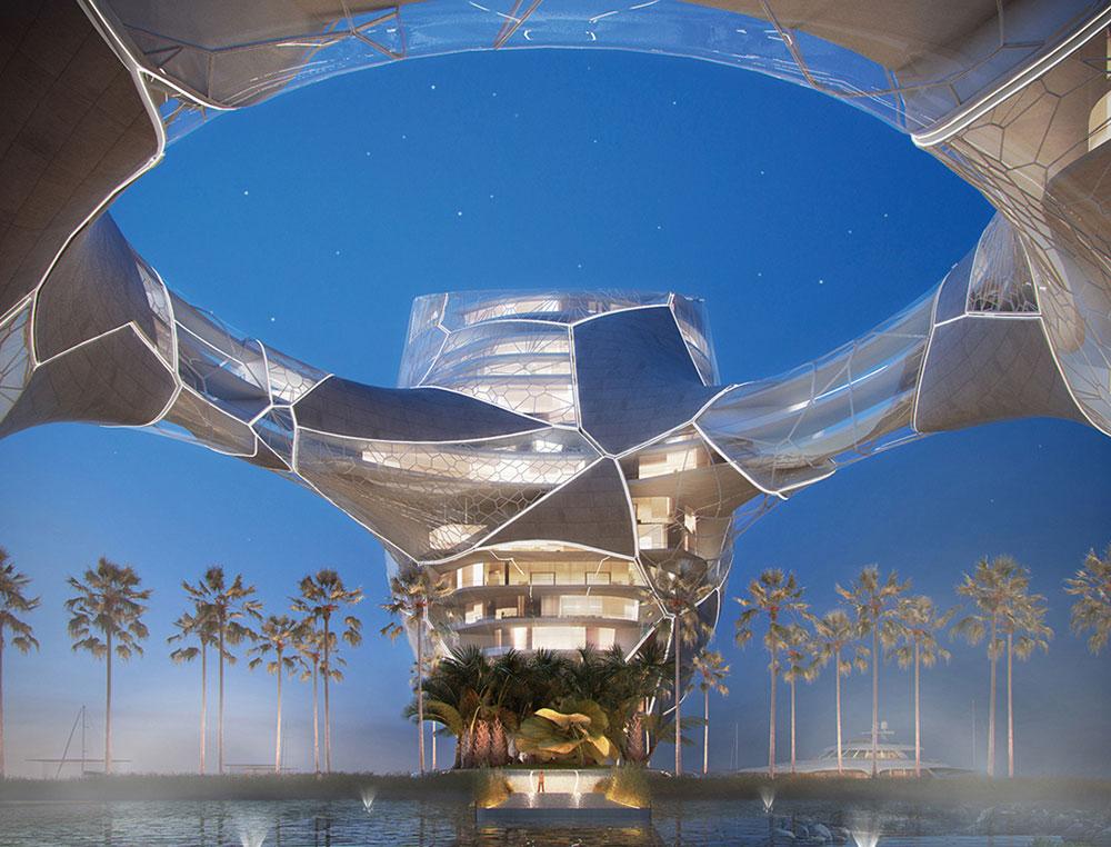 Ocean Nebula Hotel