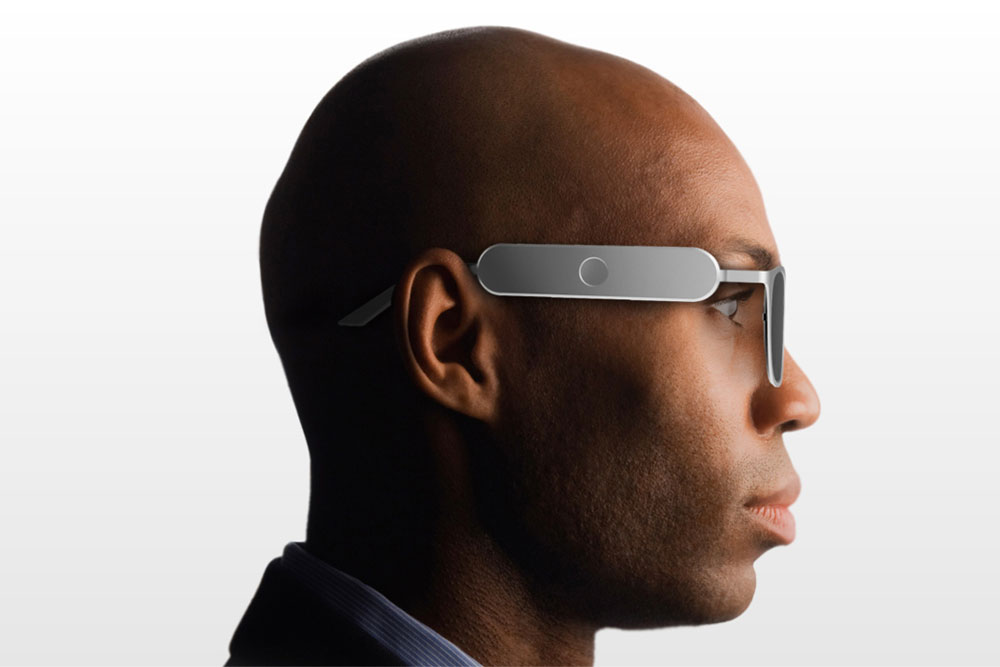 Smart Glasses For Blind People Snupdesign
