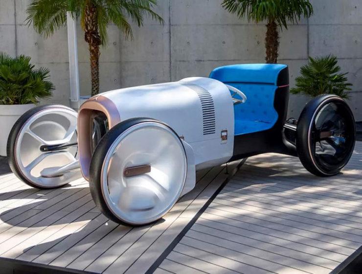 Vision Mercedes Simplex concept