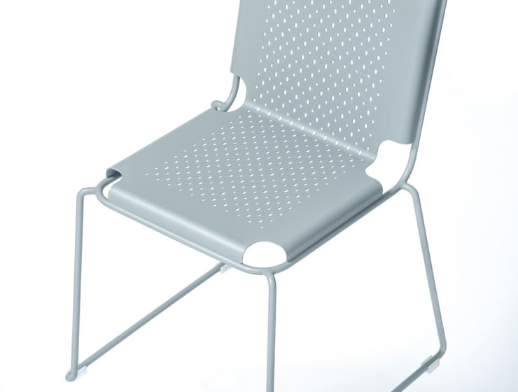 steelo chair mario alessiani