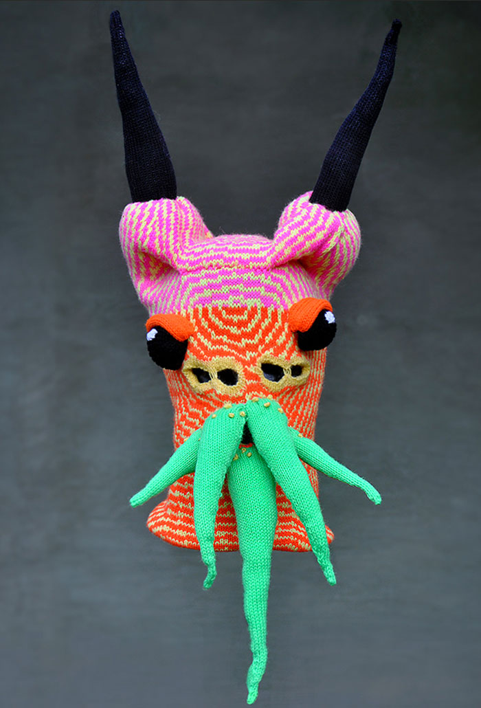 Brutal Knitting by Tracy Widdess