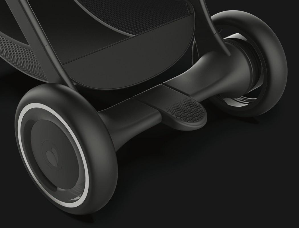 Smart Intelligent Stroller