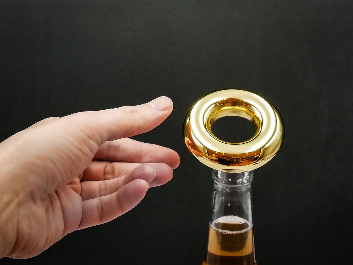 HALO Bottle Opener